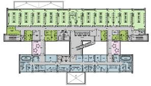 Health Center Floor Plan Oncology Center Floor Plans The Floor Plan Below Represents The