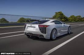 lexus lfa modified the lexus screamer speedhunters