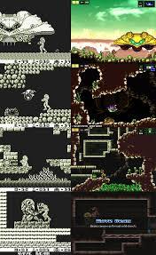 Metroid 2 Map Metroid Ii Fan Hd Remake Am2r Is Amazing