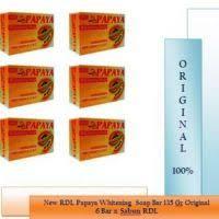 Sabun Rdl kelebihan rdl papaya whitening soap dan harganya info harga dan