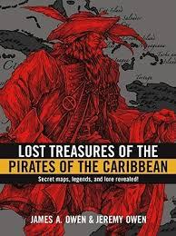 lost treasures pirates caribbean james owen