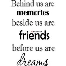 60 most beautiful friendship memory quotes sayings about