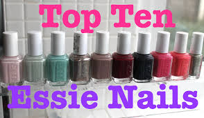 top 10 essie nails u2013 mikhila com