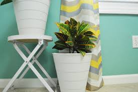 Office Pots by An Ikea Hack For Houseplants Loving Here