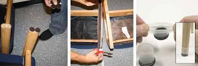 Sofa Felt Pads by Floor Protectors Archives Floor Consult