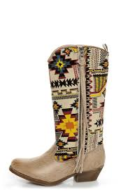 s boots cowboy big buddha wayne multi southwest print cowboy boots 87 00