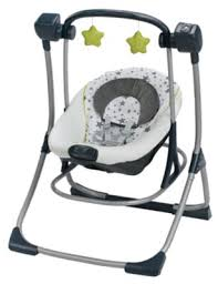 Comfort And Harmony Portable Swing Instructions Replacement Parts