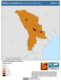 Moldova Map Map Gallery Sedac
