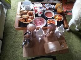 chambre d hote courchevel exemple de petit déjeuner en chambre photo de le chabichou