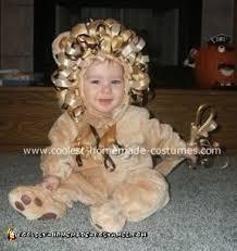 Baby Lion Costume Coolest Lion Costume