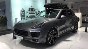 porsche 919 interior 2017 porsche cayenne s exterior and interior walkaround youtube