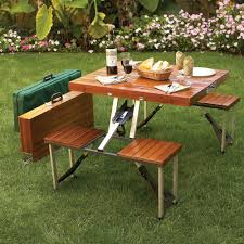 Folding Picnic Table Plans Build by Diy Folding Picnic Table Home