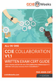 ccie collaboration 400 051 v1 1 exam certification guide