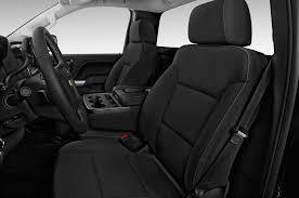 Chevy Silverado Work Truck 4x4 - 2014 chevrolet silverado 1500 front seats interior photo