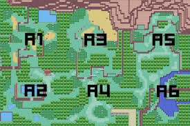 safari zone map secret house safari zone yellow images images