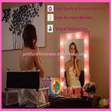mobile lighted makeup mirror vanity modern makeup vanity hollywood