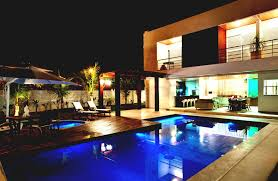 House Plans With Pools U Shaped Modern House Plans With Pool In Middle Courtyard Nz Soiaya