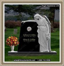prices of headstones lansing