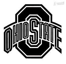 Ohios State Flag Free Ohio State Buckeyes Clipart Clipartxtras