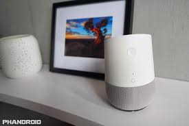 google home design the google home