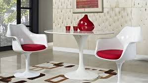 Tulip Chair Modern Furniture Design Magazine Tulip Chair The Shape Of