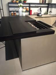 smart countertop white flower vases black floating shelves electric cooktop dark