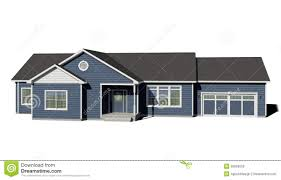 blue ranch style houses house design plans