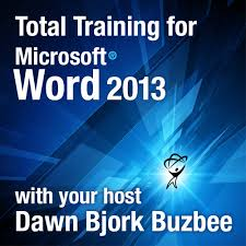 word 2013 total training