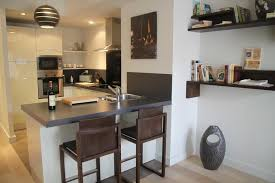 deco de cuisine s duisant cuisine table haute deco 1 chaise design but hauteur bar