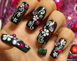 55 most beautiful japanese nail art design ideas