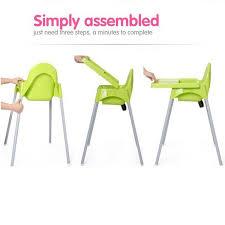 Simple High Chair Restaurant High Chair Geuther Mucki High Chair High Grade Wood