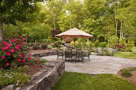 backyard patios buchheit construction stunning patio garden ideas
