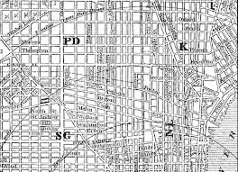 Map Of Philly Philadelphia Map Black And White Image Gallery Hcpr