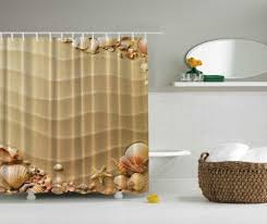 curtains beach themed bathroom decorating ideas coastal bathroom