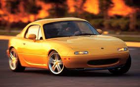 mazda coupe mazda miata na m edition coupe concept 1996