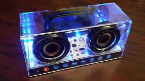 light up bluetooth speaker awesome things for a college dorm or apartment speakers