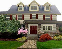 14 best 100 year old house colors images on pinterest facades