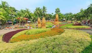 Nong Nooch Tropical Botanical Garden by Nong Nooch Village Pattaya Tickets The Asia