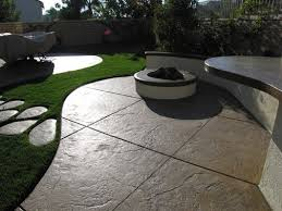 Textured Concrete Patio by Stamped Concrete Nh Ma Me Decorative Patio Pool Deck