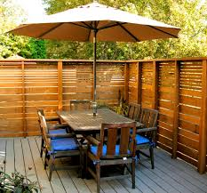 Home Decor Greenville Sc by Furniture Attractive Modern Backyard Fence And Deck Home Decor