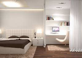 bilder fürs schlafzimmer beleuchtungskonzept für ein schlafzimmer mit arbeitsbereich