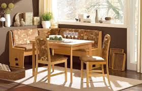 dining room table solid wood corner dining table solid wood loveseat 7 piece set china cabinet