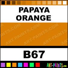 papaya orange graffiti spray paints aerosol decorative paints