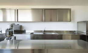 Why Choose Stainless Steel Kitchen Cabinets Smart Tips - Kitchen steel cabinets