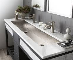 sink units for kitchens bathrooms design washroom sink trough sink with 2 faucets large
