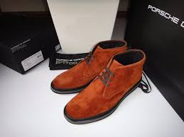 porsche suede porsche design p u00271700 meine ml7 umbra desert boots suede us 9 5