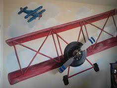 airplane bedroom decor baby boy airplane nursery design with snoopy themed decor