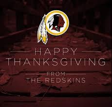 washington s nfl team tweets tone deaf thanksgiving greeting ny