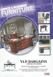 Office Furniture Brochure by Vip Bargains New And Used Office Furniture Toronto Ontario