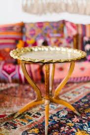 table rentals in philadelphia maggpie rentals philadelphia styled shoot bohemian rentals brass